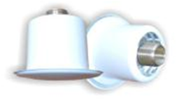 Распылитель спринклерный скрытый СВК0-ПНо 0,120-R1/2/Р68.В3-«Бриз-С-9/К23»