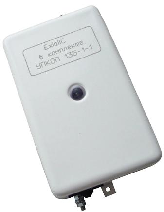 Блок интерфейсный взрывозащищенный БИВ (Exia)IIC в комплекте УПКОП 135-1-2П