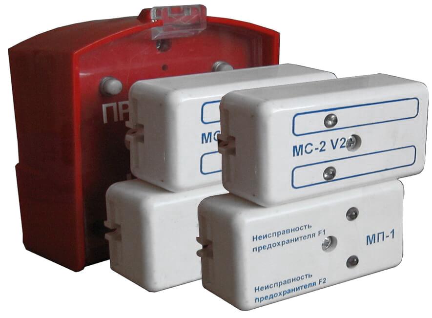 Модуль индикации МИП-1