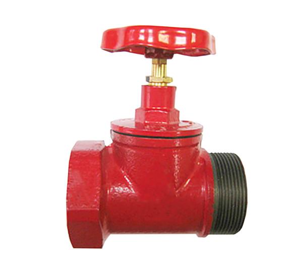 Краны (клапана, вентили) прямоточные