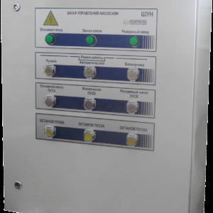 Шкаф управления насосами ШУН-2D40(18,5)/1D12(5.5)-Pв-IP54-O