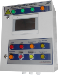 Шкаф управления и сигнализации ШУС-1-Pв-IP54-O-150 P