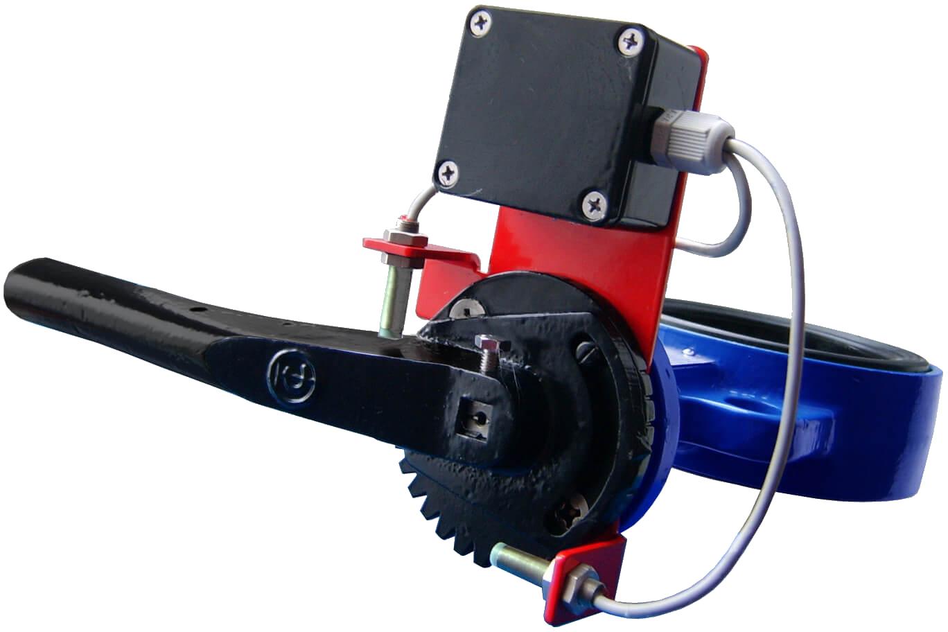 Устройство контроля положения дисковых затворов (адресное) DN32-250 тип V3 К50