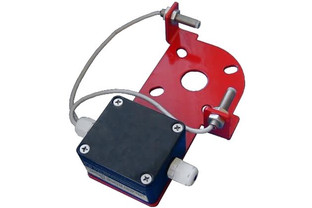 Устройство контроля положения дисковых затворов DN32-250 тип V1 КШ 40