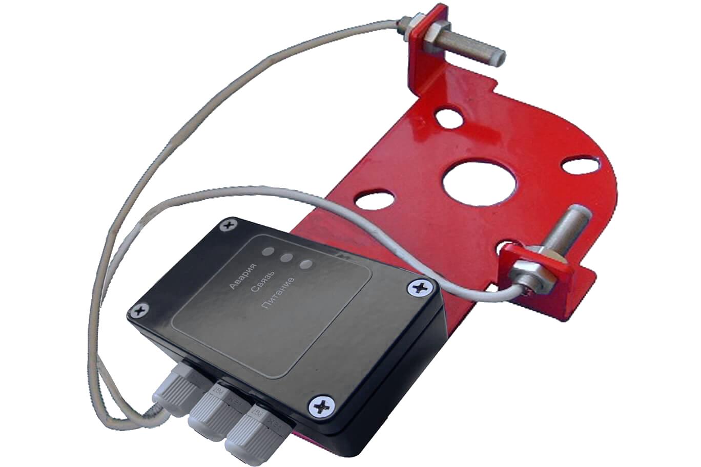Устройство контроля положения дисковых затворов DN32-250 тип V2 К70 (без кронштейна)