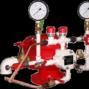 Узел управления дренчерный с пневмоприводом УУ-Д100/1,6 (П0,028)-ВФ.О4