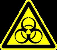 Осторожно. Биологическая опасность