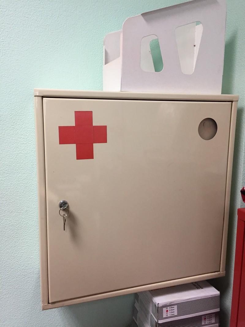 Пожарная аптечка