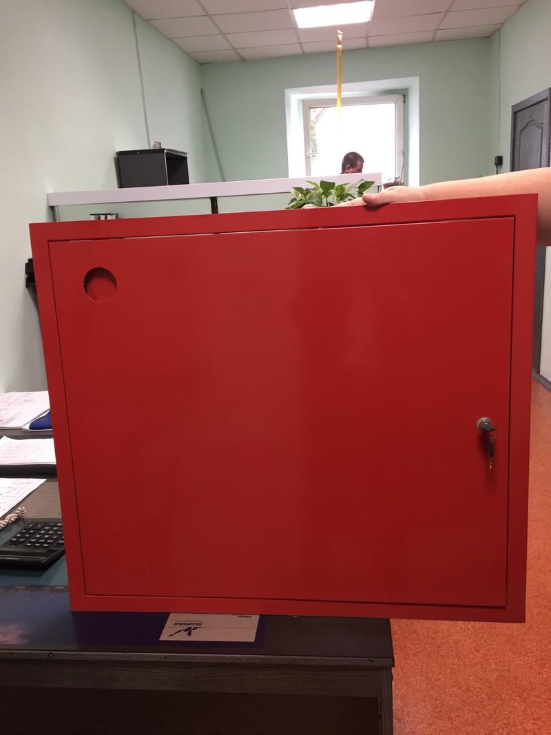 Шкаф пожарный красный