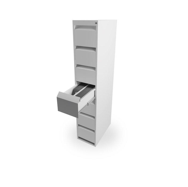 Z-образный разделитель картотечный на А6